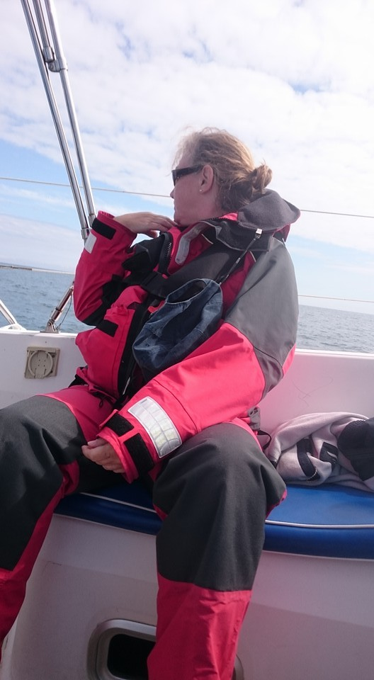 Staying Safe On The Water - The Adventures of Kate
