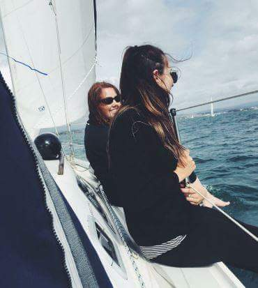 Sailing - The Adventures of Kate