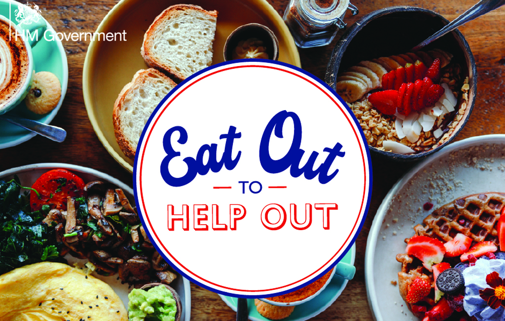 Eat Out to Help Out: Splitting Your Bill with Boris!