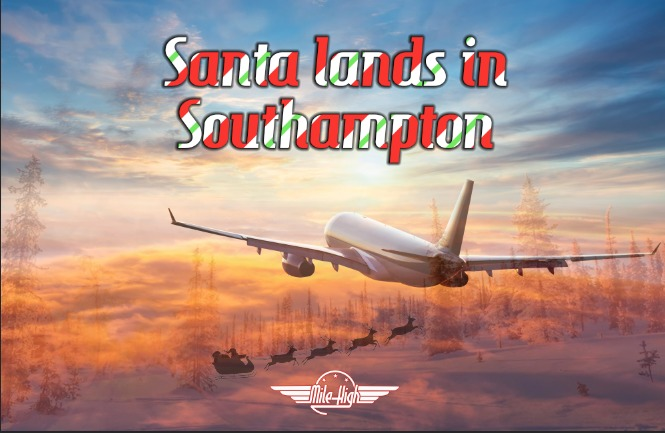 mile high santa southampton