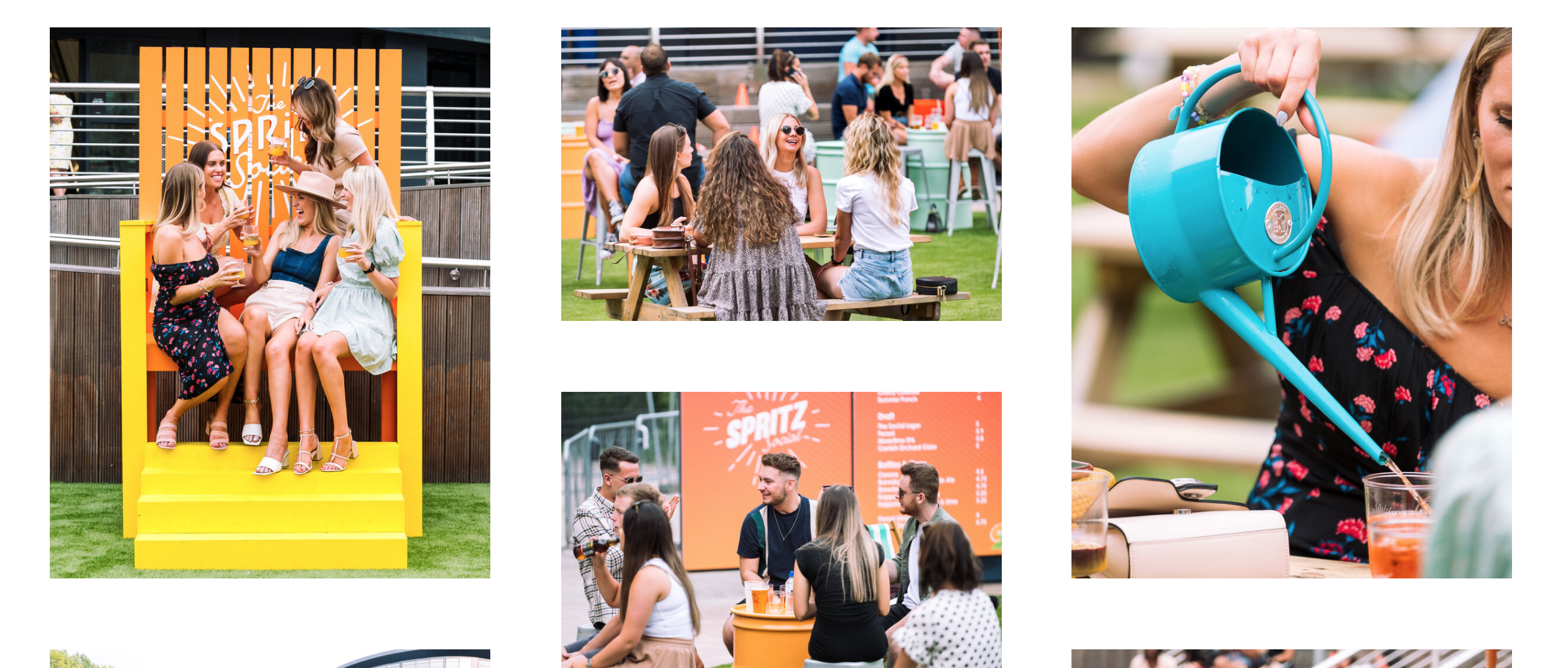 Summer Thirst Quenchers And Al Fresco Socialising – Spritz Southampton