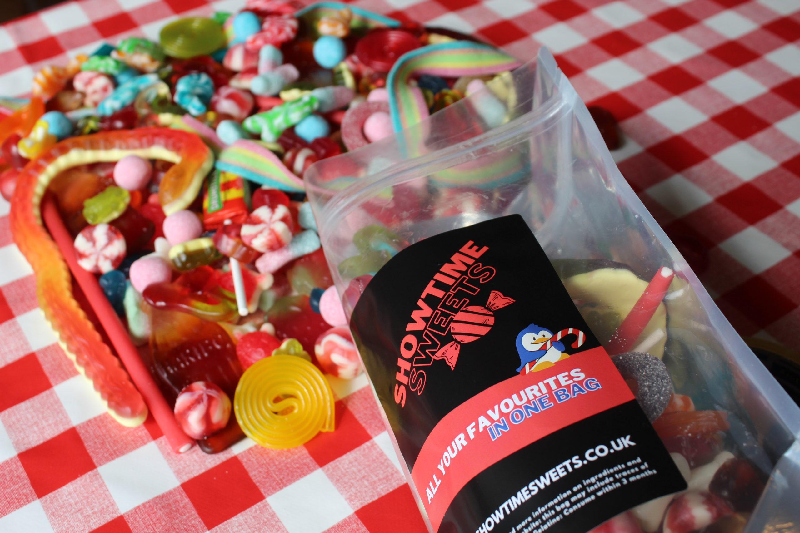showtime sweets southampton