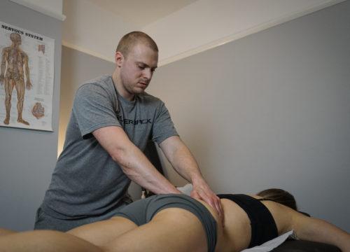 Charlie Cole Sports Massage