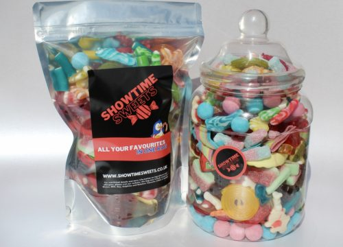 Showtime Sweets UK
